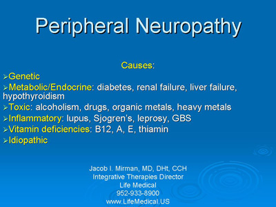 Mn pain doctor neuropathy