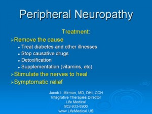 neuropathic syndrome